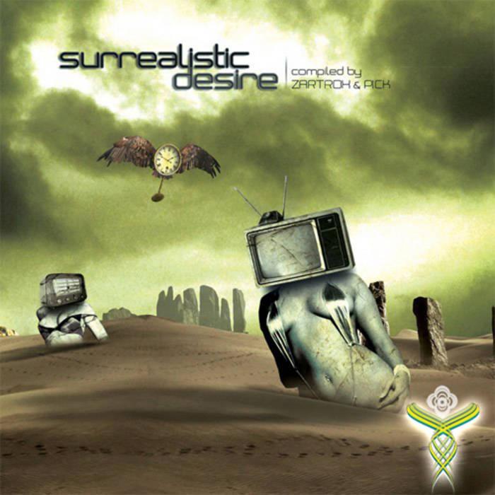 V/A - Surrealistic Desire cover art
