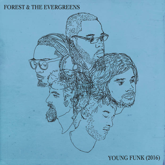 YOUNG FUNK (2016) cover art