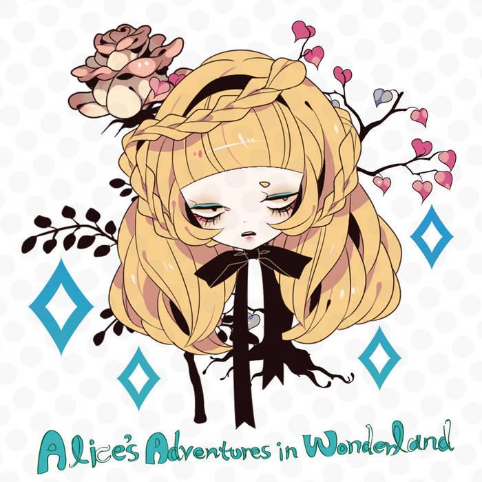 Alice's Adventures in Wonderland cover art