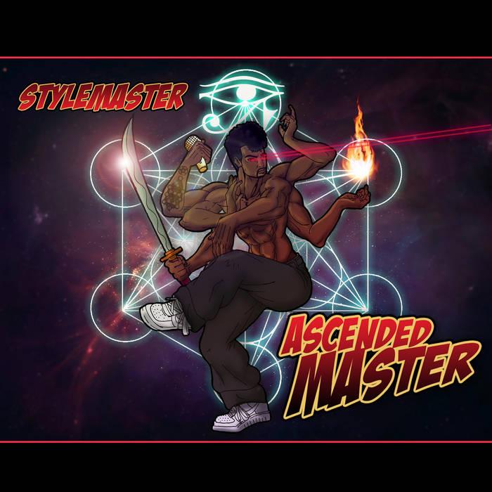 Ascended Master cover art