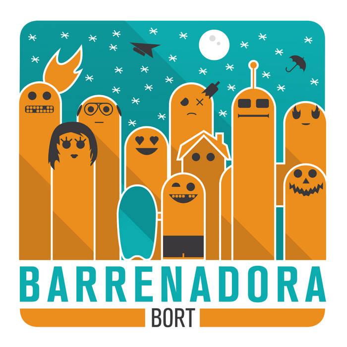Barrenadora cover art