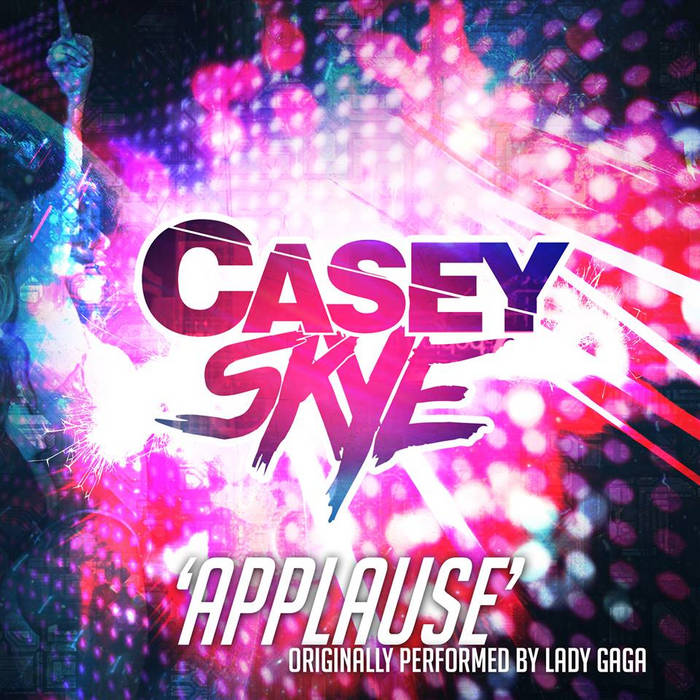 Applause (Lady Gaga Cover) cover art