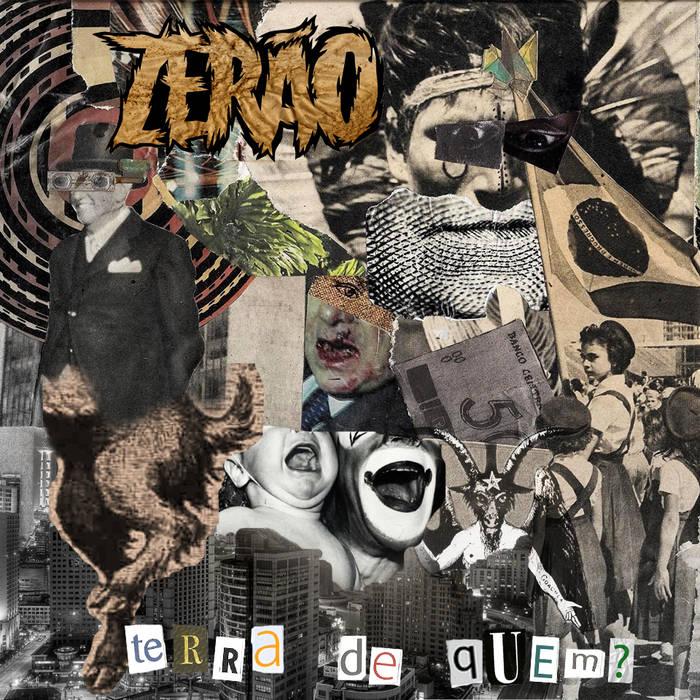 Terra de Quem? cover art