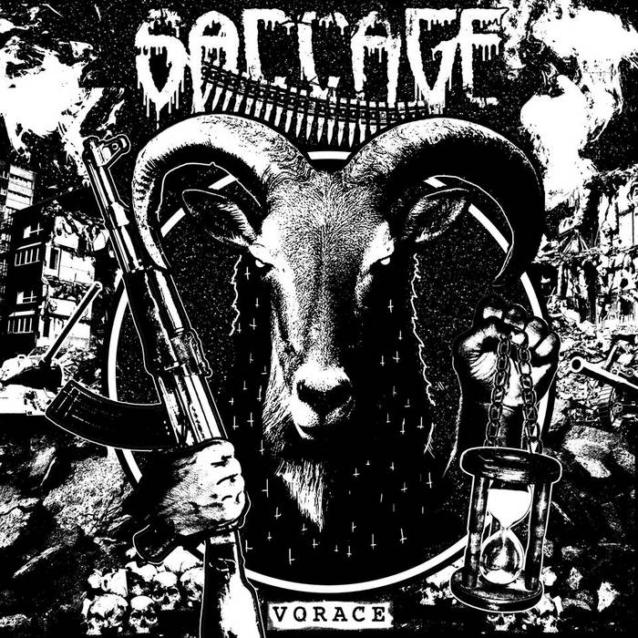 Vorace (MCD/7'') cover art