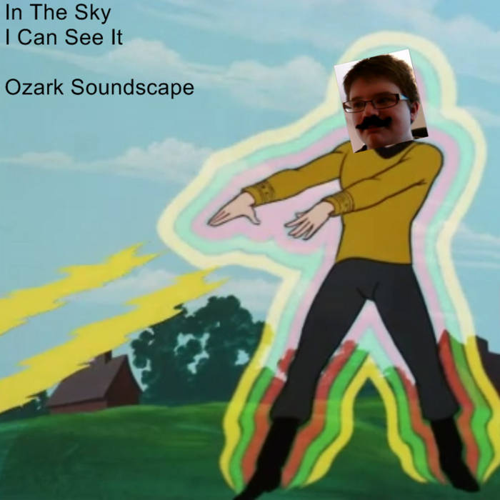 In The Sky, I Can See It cover art