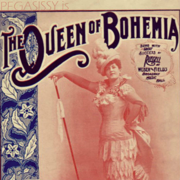 The Queen of Bohemia EP cover art