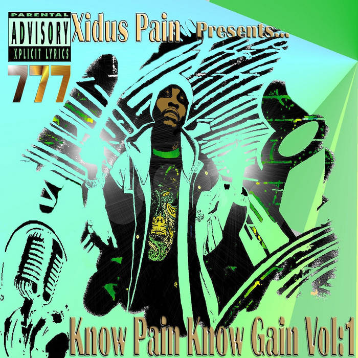 Know Pain, Know Gain cover art