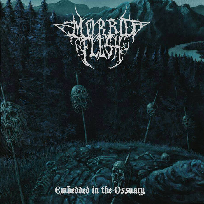 Embedded In The Ossuary (CD) cover art