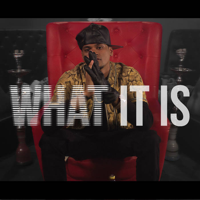 AO - What It Is cover art