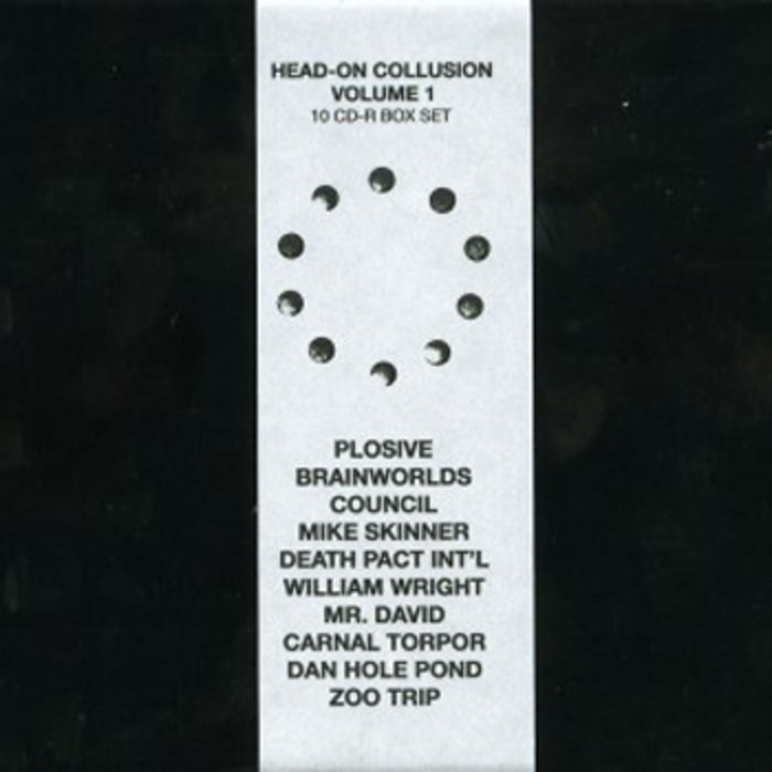 Head-on Collusion Vol. 1 cover art