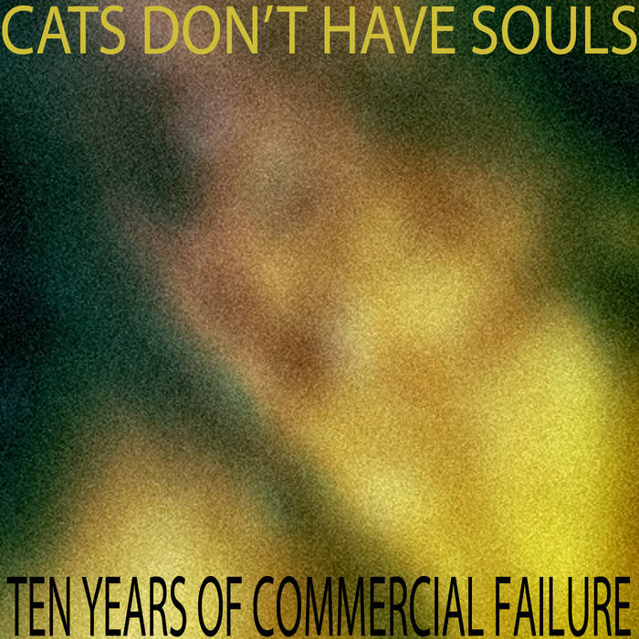 Ten years of commercial failure cover art