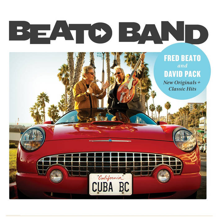 Beato Band - featuring Fred Beato and David Pack cover art