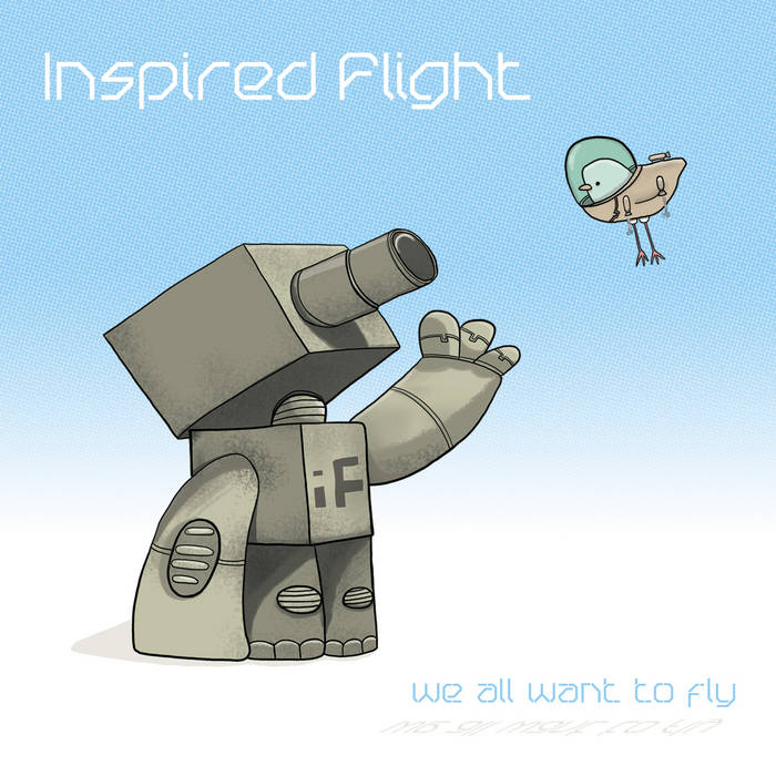 We All Want To Fly cover art