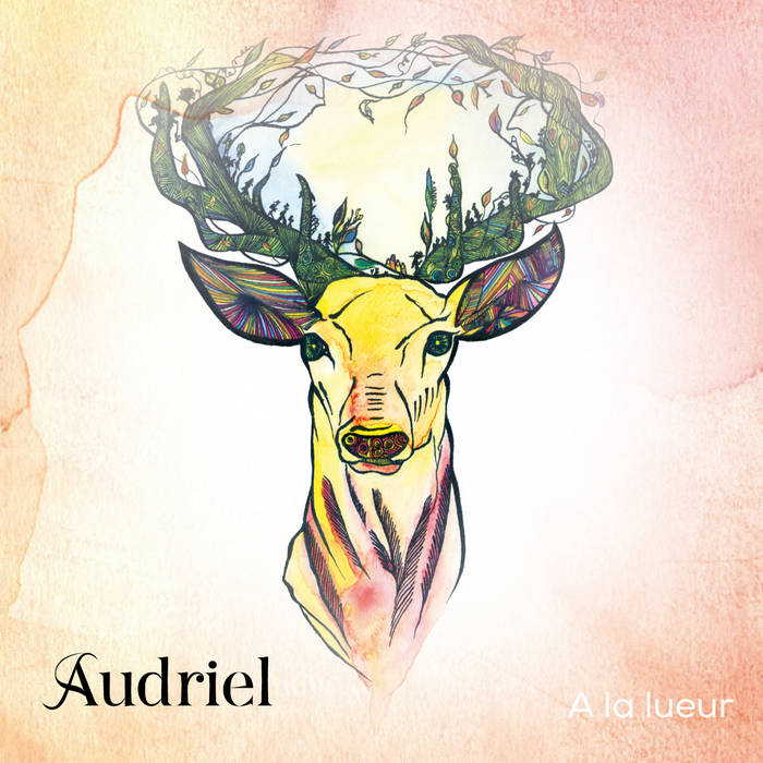 A la lueur cover art