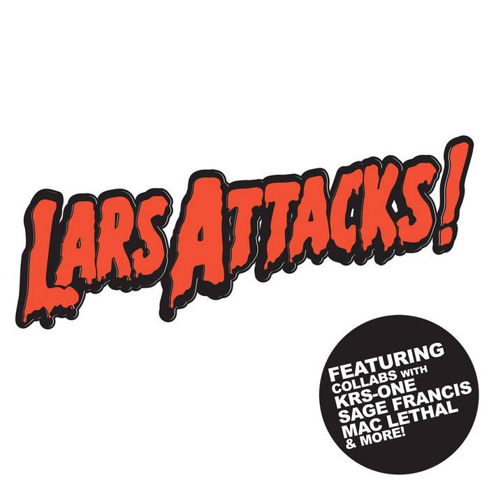 Lars Attacks! cover art