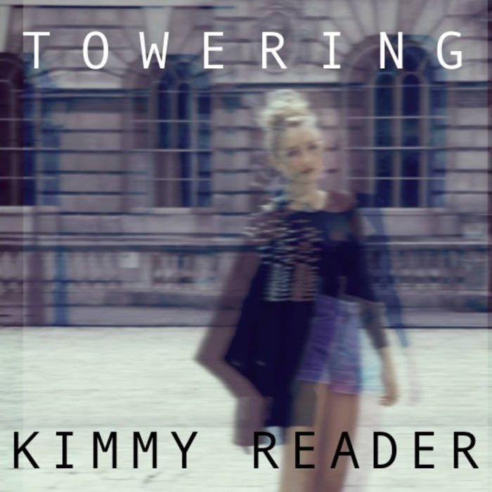 Towering (EP) cover art