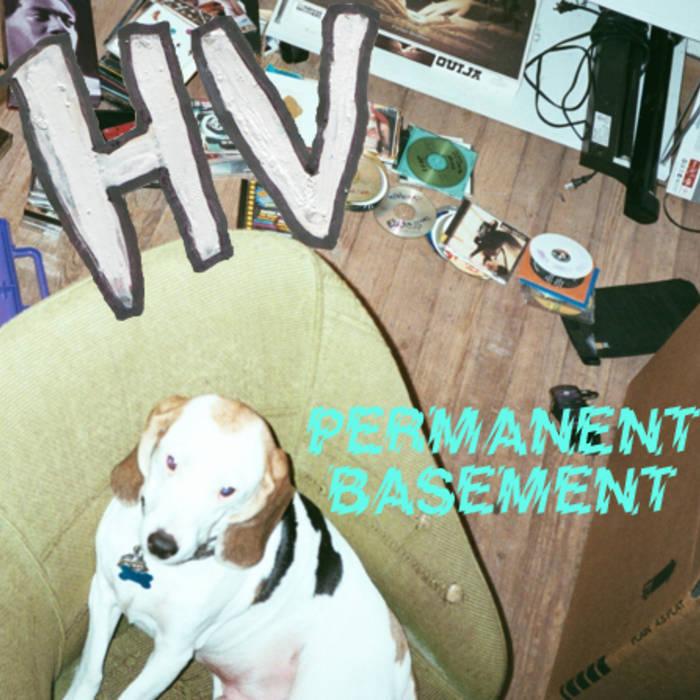 Permanent Basement (LP) cover art