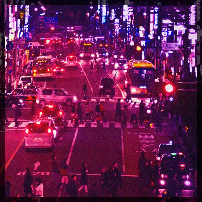 In Tokyo 2 cover art