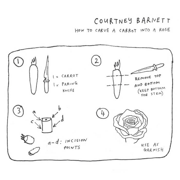 EP2 How To Carve A Carrot Into A Rose cover art