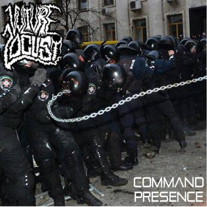 Command Presence cover art