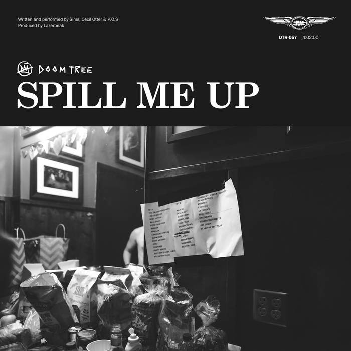 Spill Me Up - Single cover art