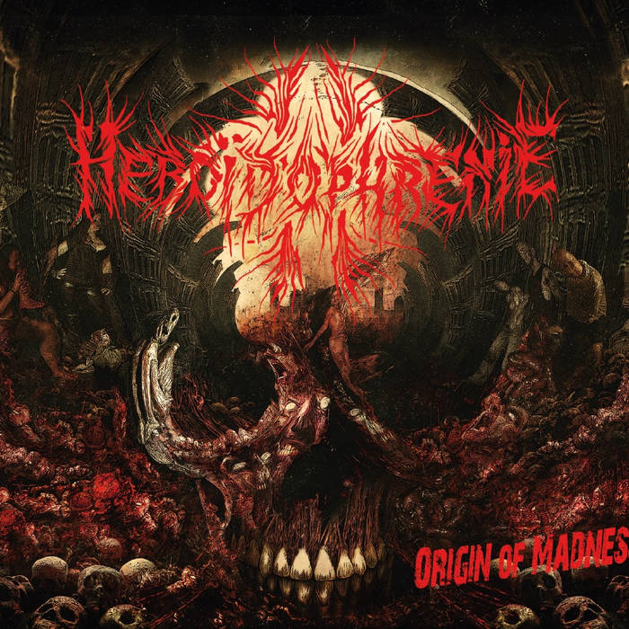 Origin Of Madness cover art