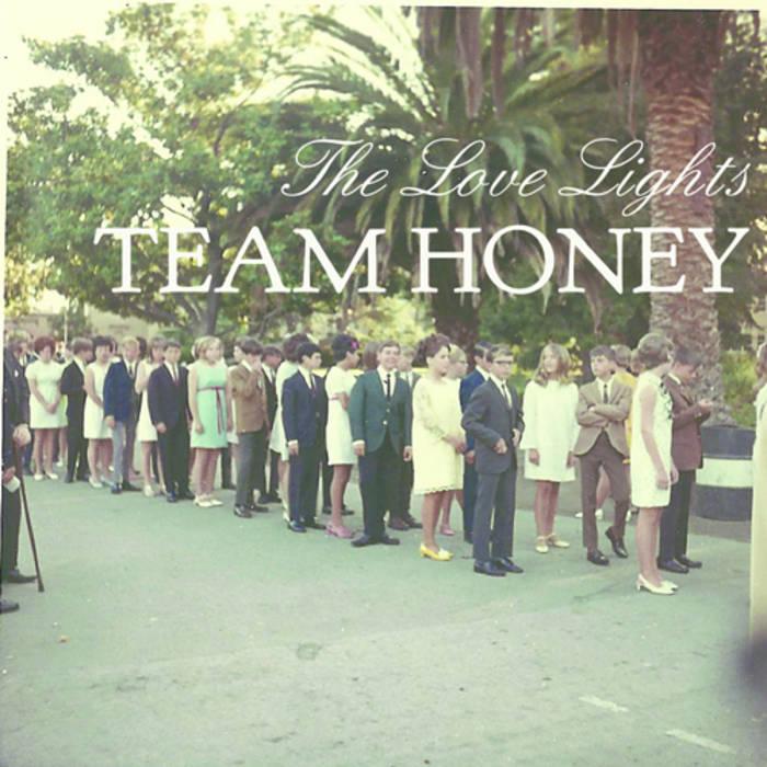 Team Honey cover art