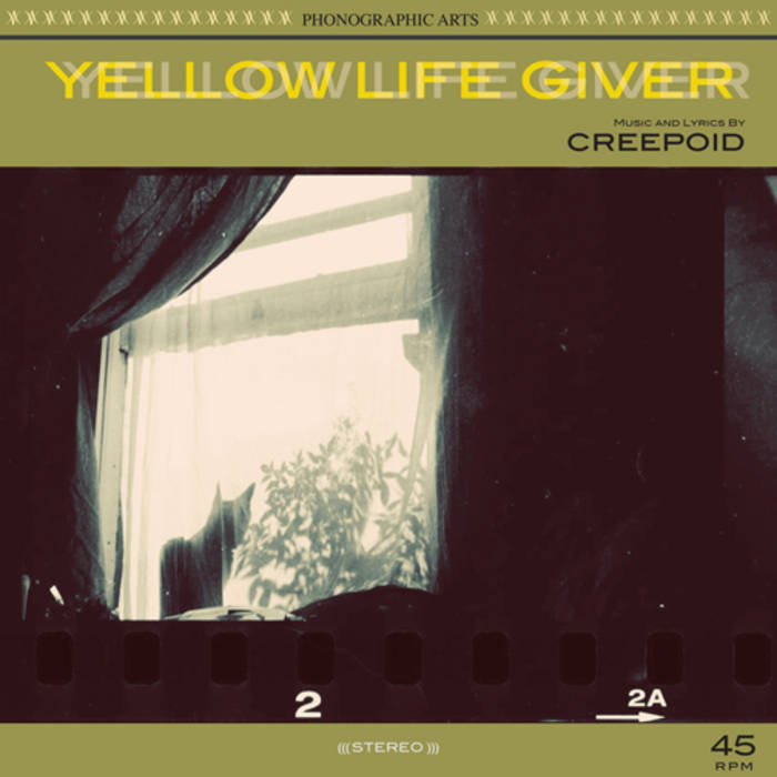 Yellow Life Giver cover art