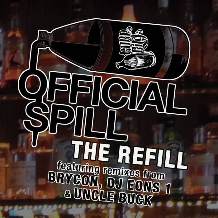 The ReFill cover art