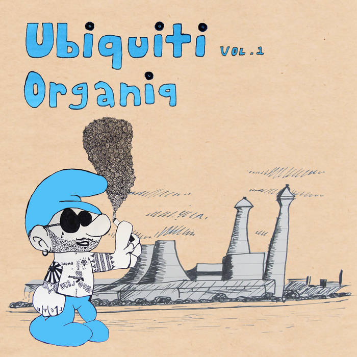 Ubiquiti vol .1 cover art