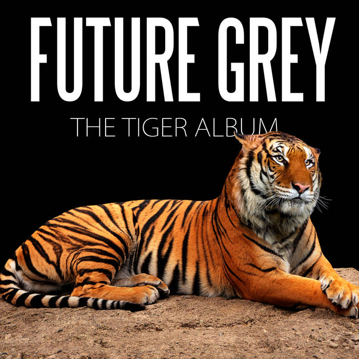 The Tiger Album cover art