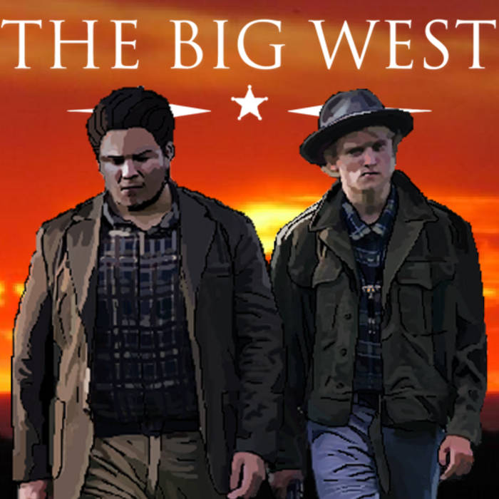 The Big West cover art