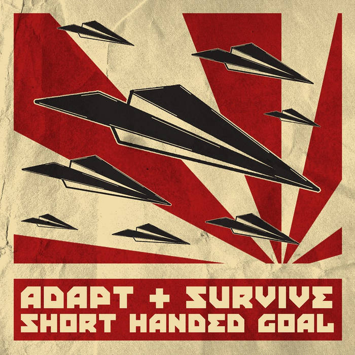 Adapt & Survive cover art