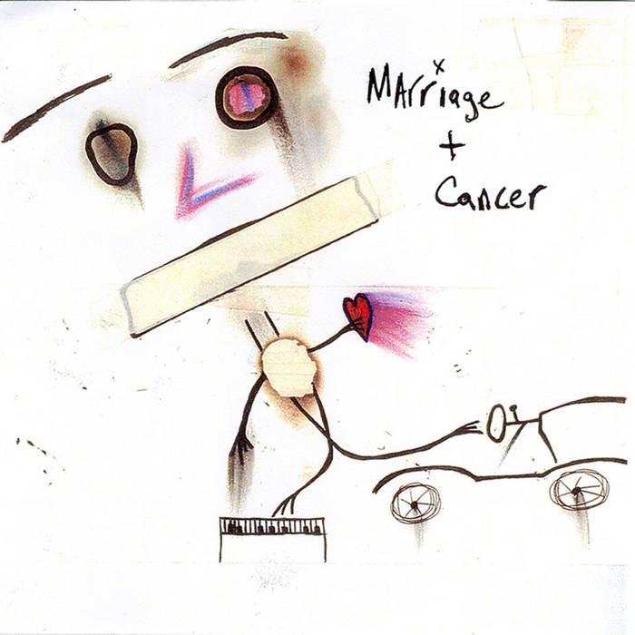 Marriage + Cancer cover art