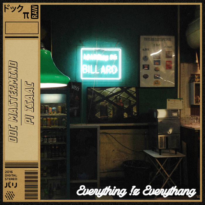 Everything !z Everythang cover art