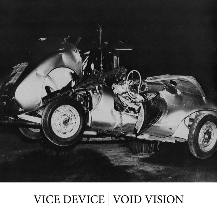 Vice Device / Void Vision Split cover art