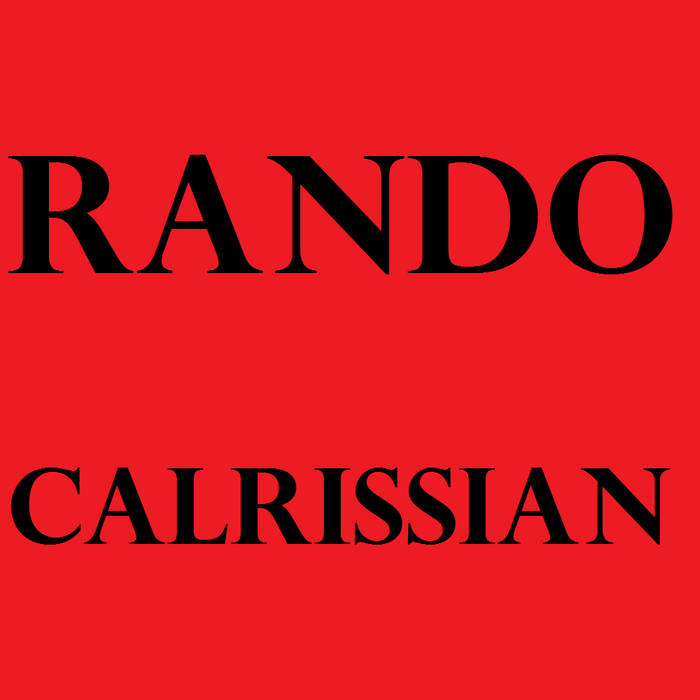 Rando Calrissian cover art