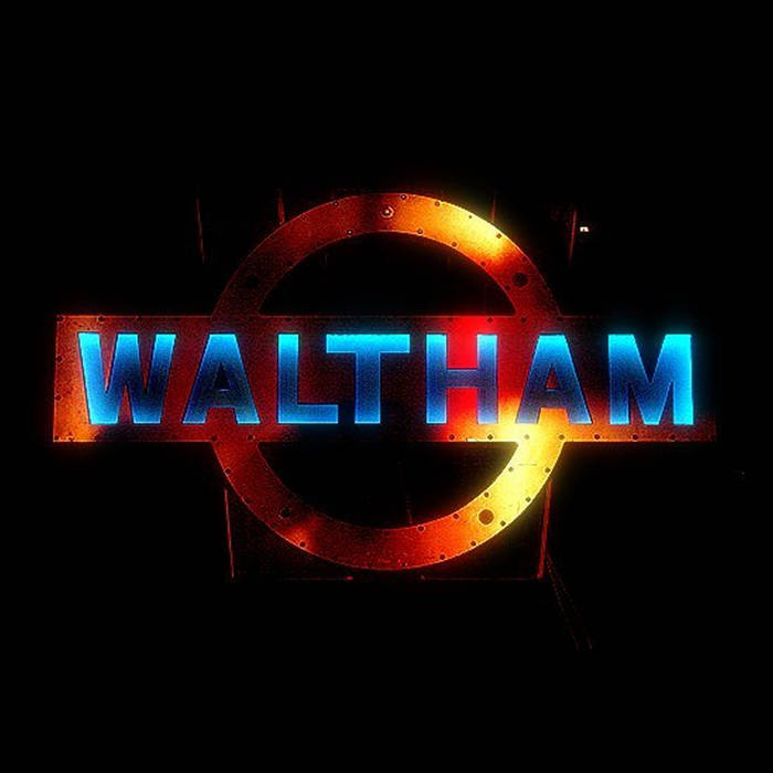 """Wicked Waltham"" 5 Song EP cover art"