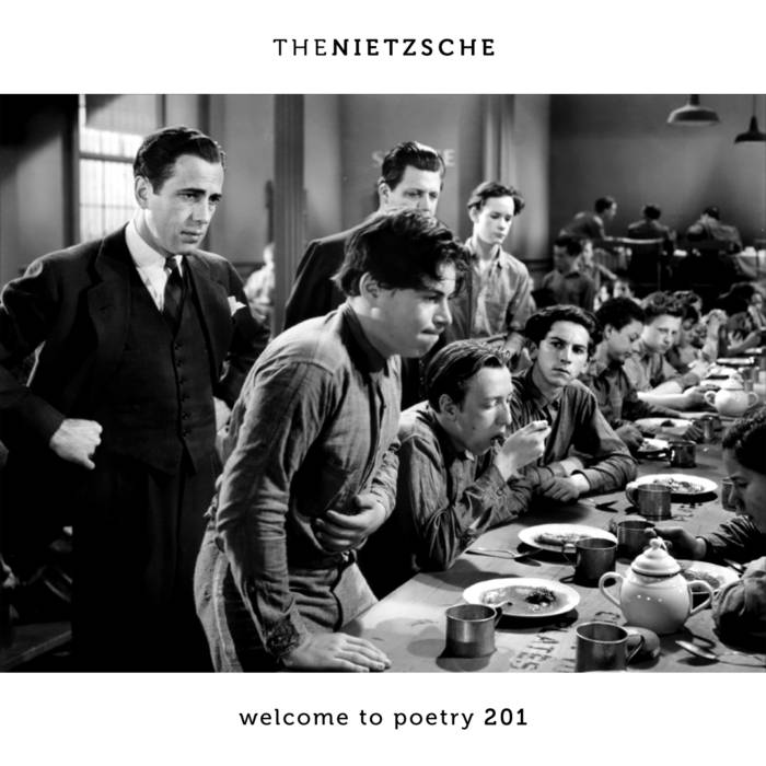 Welcome to Poetry 201 cover art