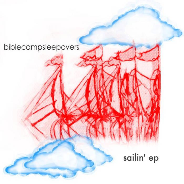 Sailin' (EP) cover art