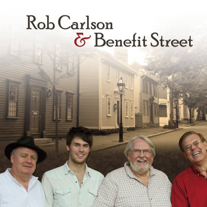 Rob Carlson & Benefit Street cover art