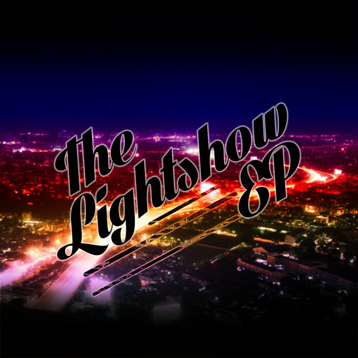 The Lightshow EP cover art
