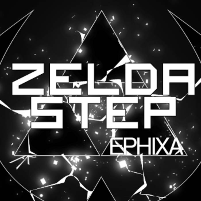 Zelda Step cover art