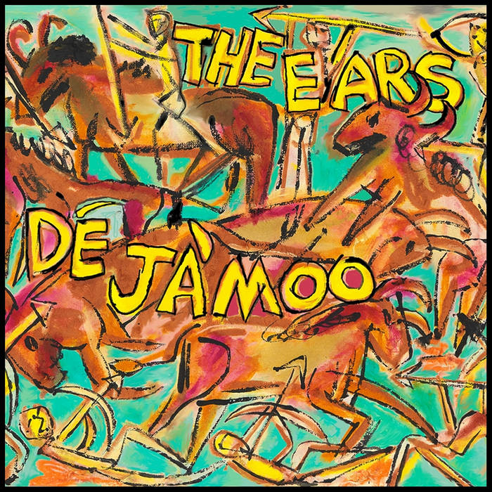 Déjà Moo cover art