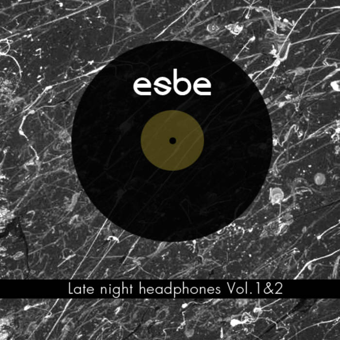Late night headphones Vol.1&2 cover art