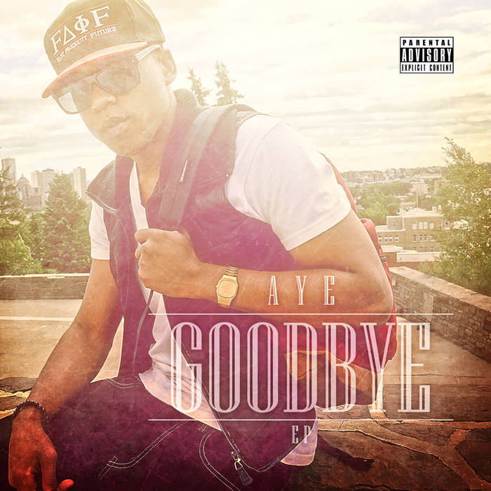 Goodbye EP cover art