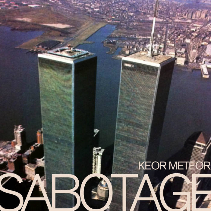 Sabotage cover art