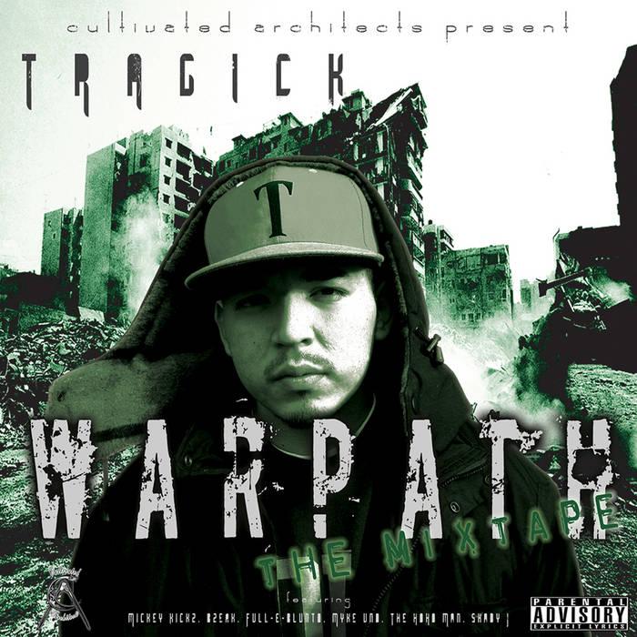 Warpath the Mixtape cover art