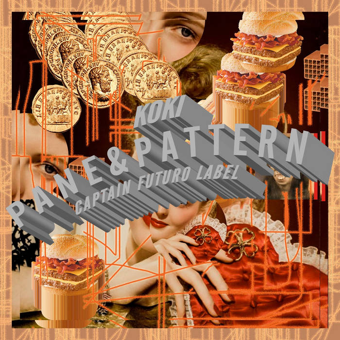 Pane & Pattern EP cover art