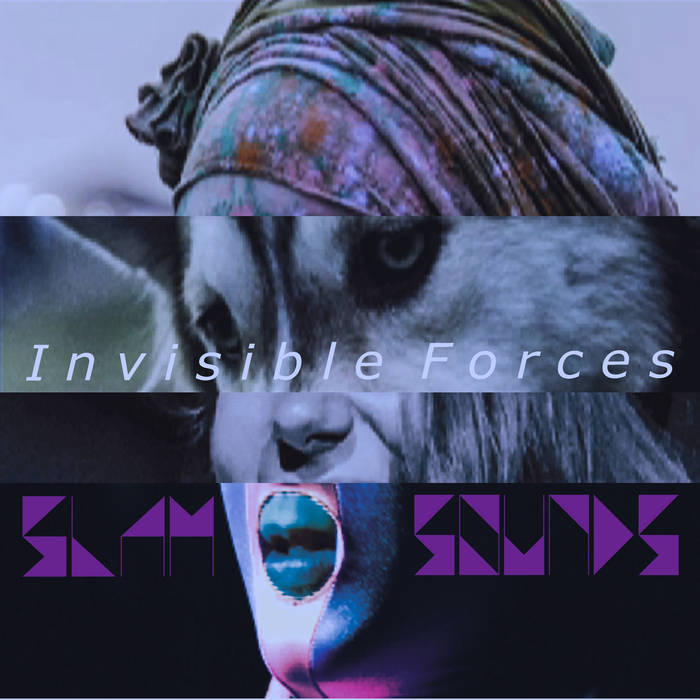 Invisible Forces EP cover art